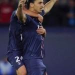 La potencia de Ibrahimovic