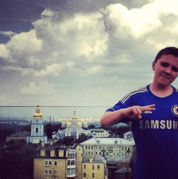 Rocco es del Chelsea