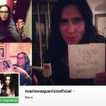 Mario Vaquerizo Instagram