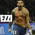 Ezequiel Lavezzi sin camiseta