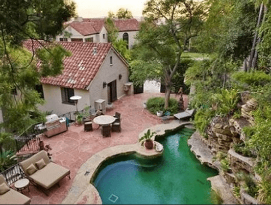 Casa Katy Perry y Russell Brand