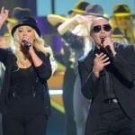 Pitbull y Christina Aguilera