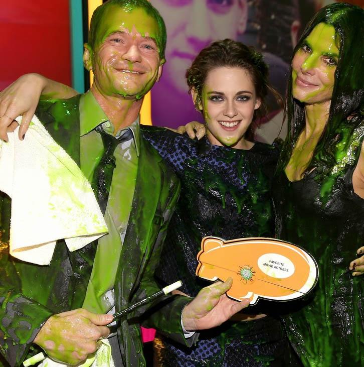 Kristen Stewart y Neil Patrick Harris