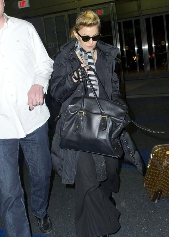 Nuevo look Madonna