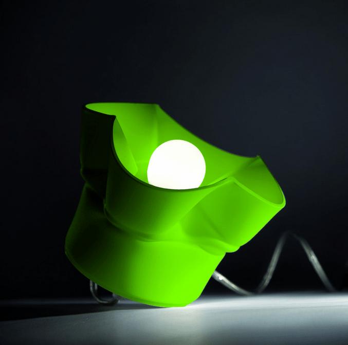 Lámparas de silicona
