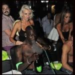 Mario Balotelli desmelenado
