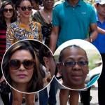 Beyoncé en Cuba con Jay Z y sus madres