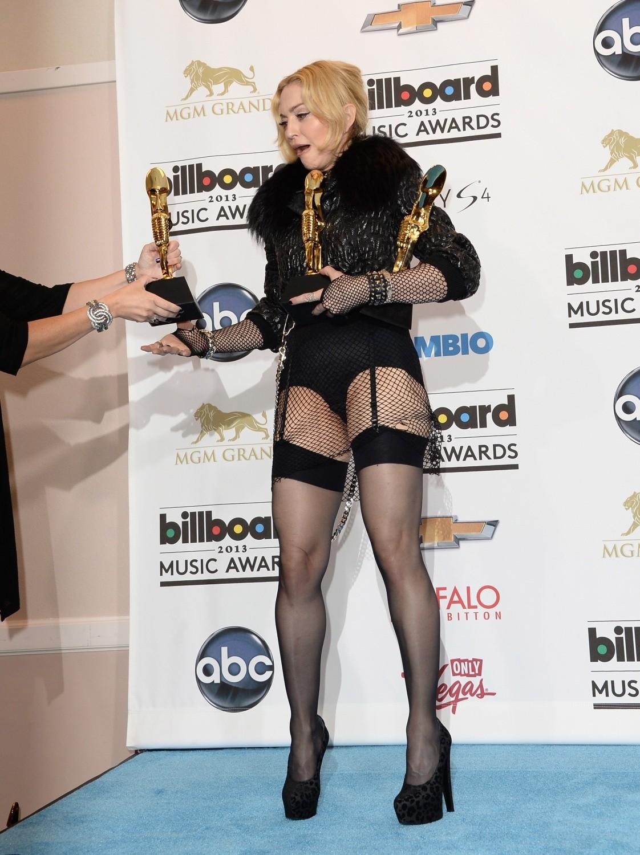 Madonna Billboard Music Awards 2013