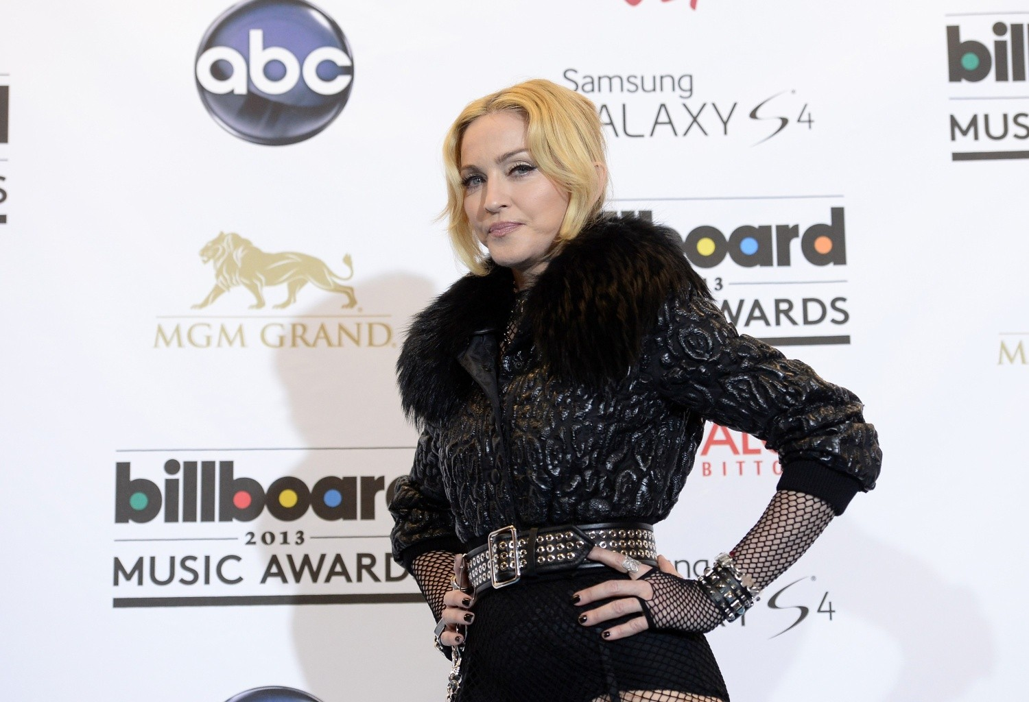 Madonna Billboard Music Awards 2013