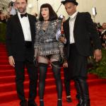 Madonna Met Ball 2013