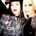 Madonna y Donatella Versace Met Ball 2013
