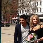 Farid Mammadov y Bonnie Tyler