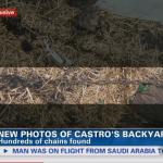 Fotos dentro casa de Ariel Castro