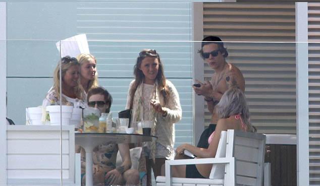 Harry Styles Barcelona