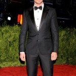 Gerard Butler Met Ball 2013