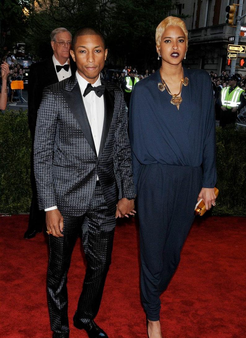 Pharrell Williams Met Ball 2013