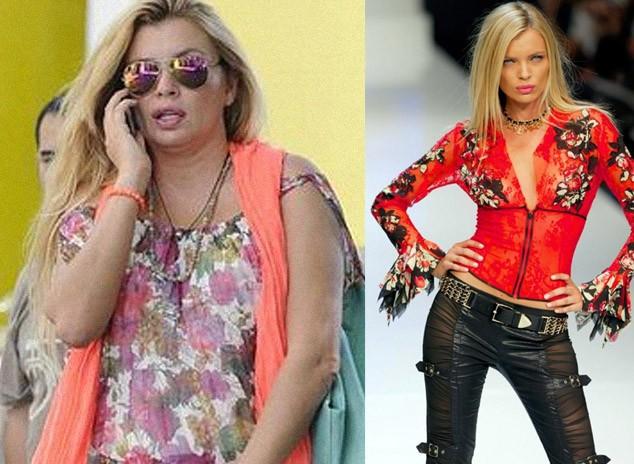 Esther Cañadas cambio de look