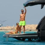 Mario Götze Ibiza