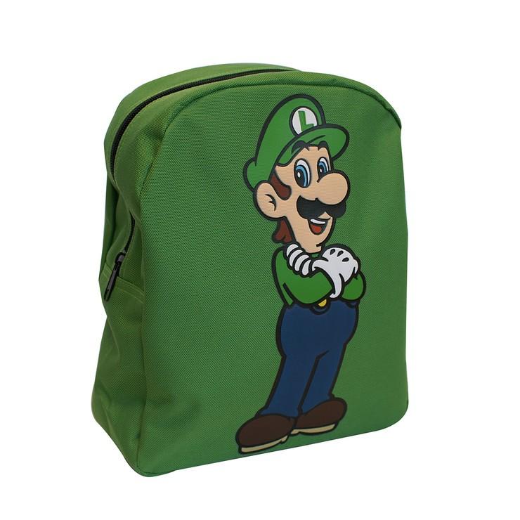 Mochila Luigi Super Mario Bros