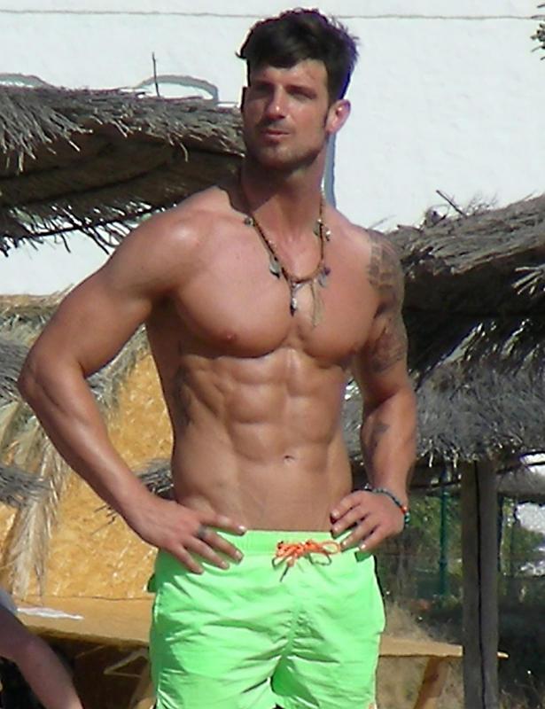 Aitor Ocio Ibiza 2013