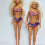 Barbie medidas reales