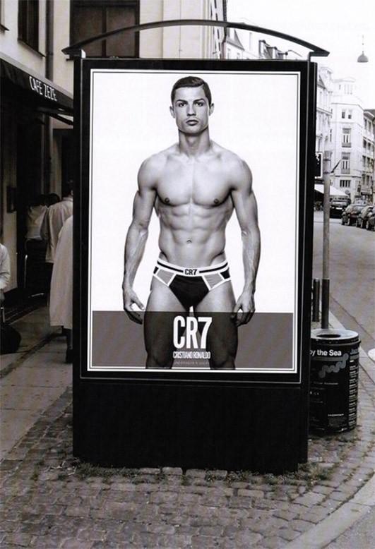 Cristiano Ronaldo Underwear CR7 JBS