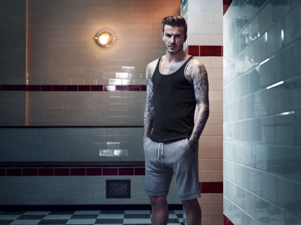 David Beckham calzoncillos H&M 2013