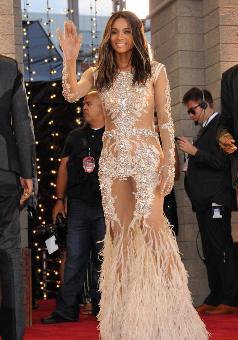 Ciara MTV VMAs 2013