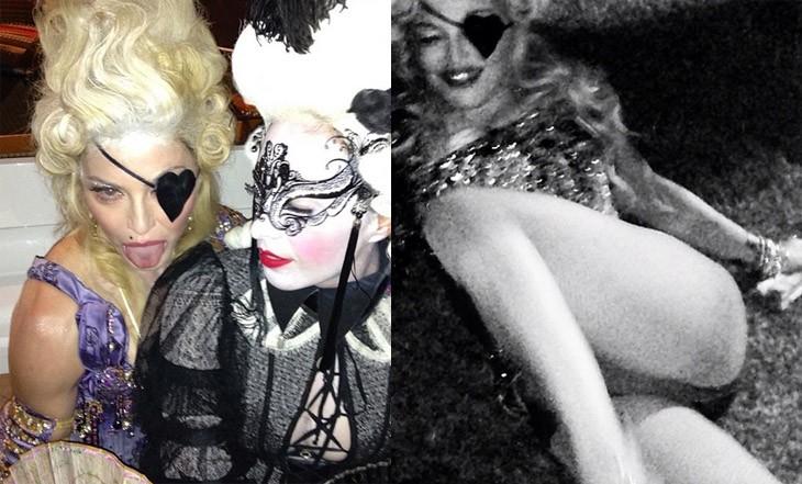 Fotos cumpleaños Madonna Instagram