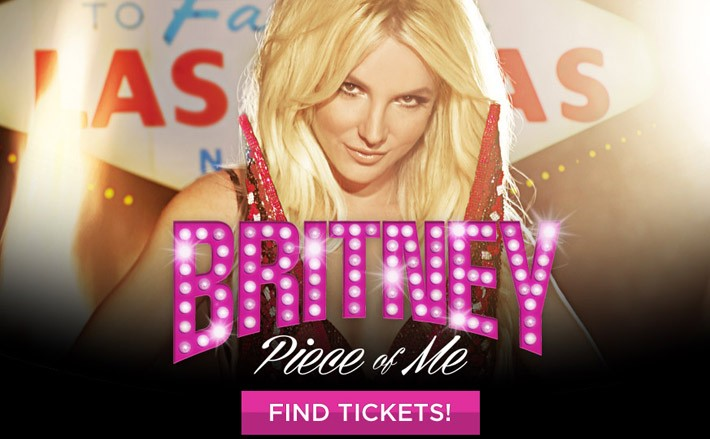 Britney Spears 'Piece Of Me' Las Vegas
