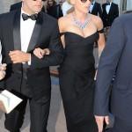 Scarlett Johansson y Romain Dauriac