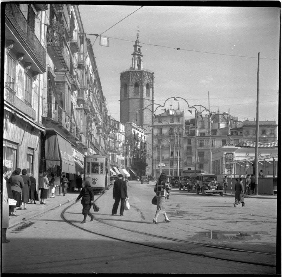 10 fotos antiguas de ciudades de espa a amenzing for Fotos antiguas de valencia
