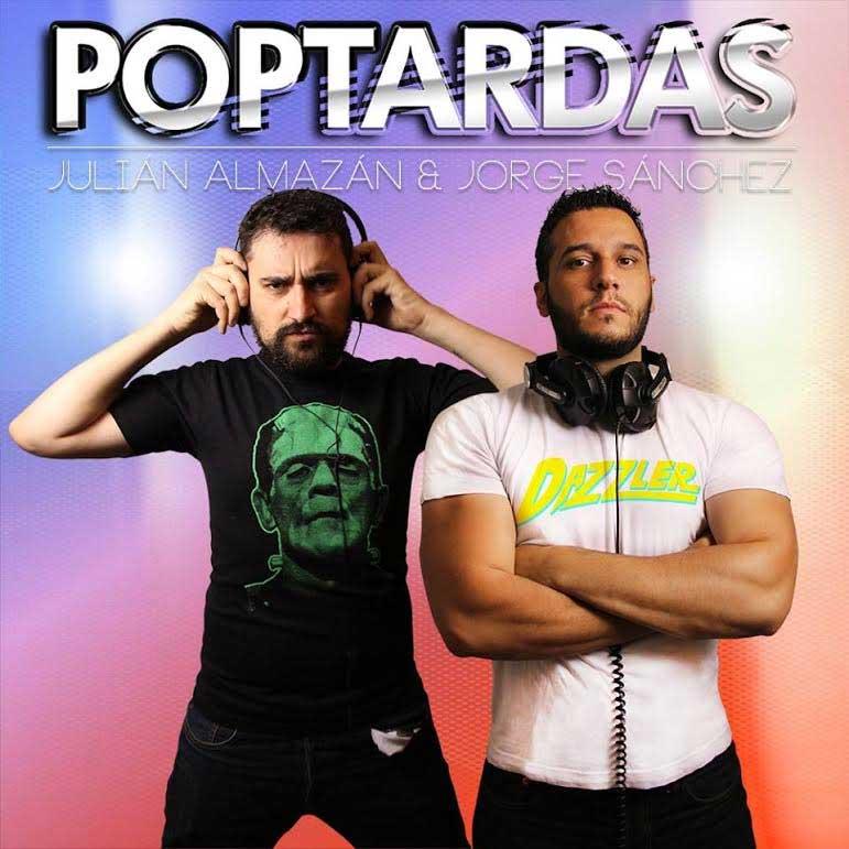 """319472aa4ea8 Entrevista al dúo de DJs Poptardas  """"Una vez nos pidieron la Salve Rociera"""""""