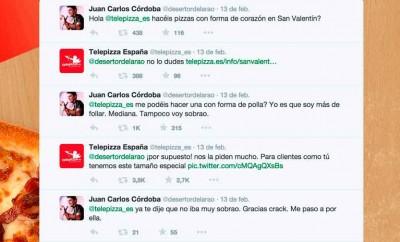 Twitter Telepizza