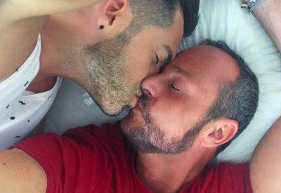 Mister Gay y Nacho Montes