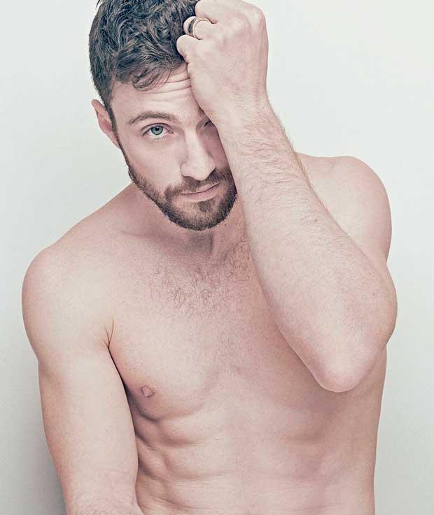 Aaron Taylor-Johnson desnudo