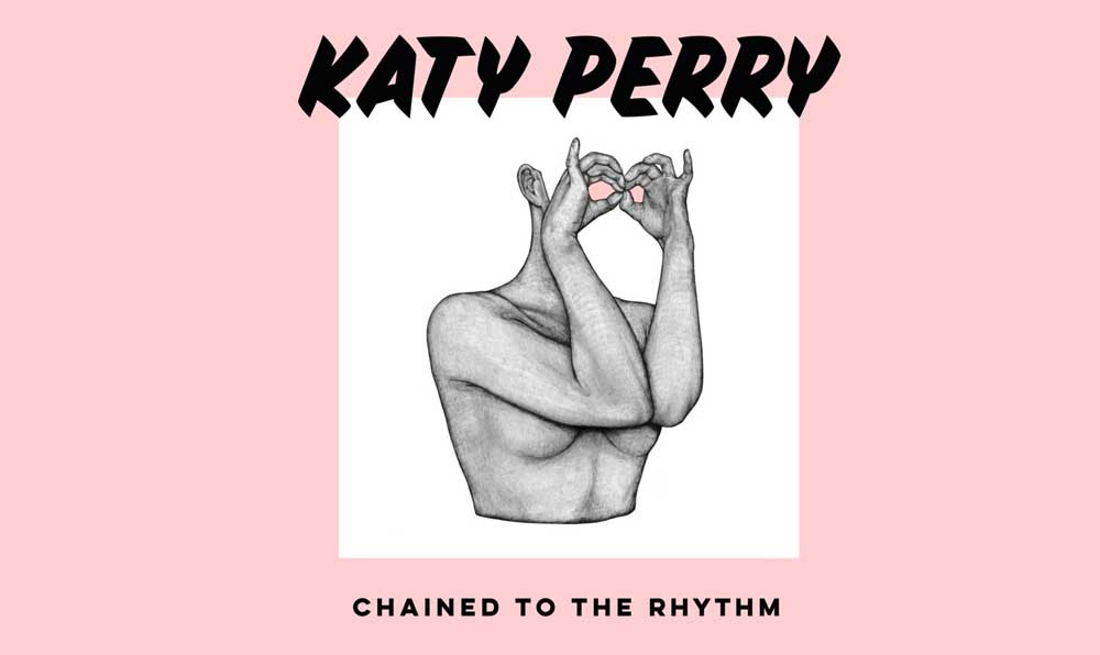 portada Katy Perry Chained To The Rhythm