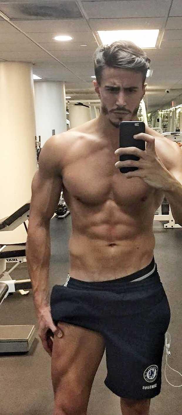 Marco Ferri piernas