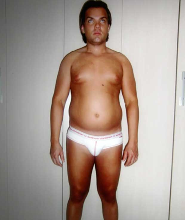 Rodrigo Alves, el Ken Humano