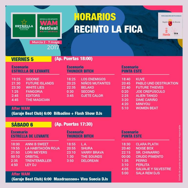 WAM Festival
