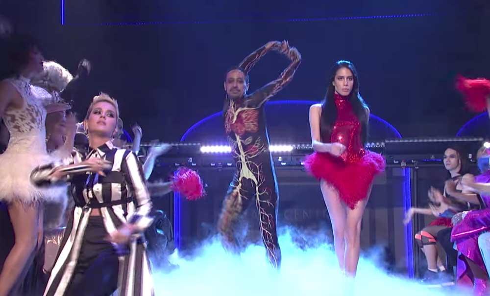 José Xtravaganza con Katy Perry