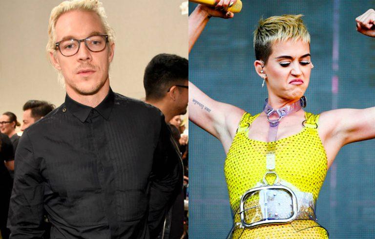 Diplo y Katy Perry