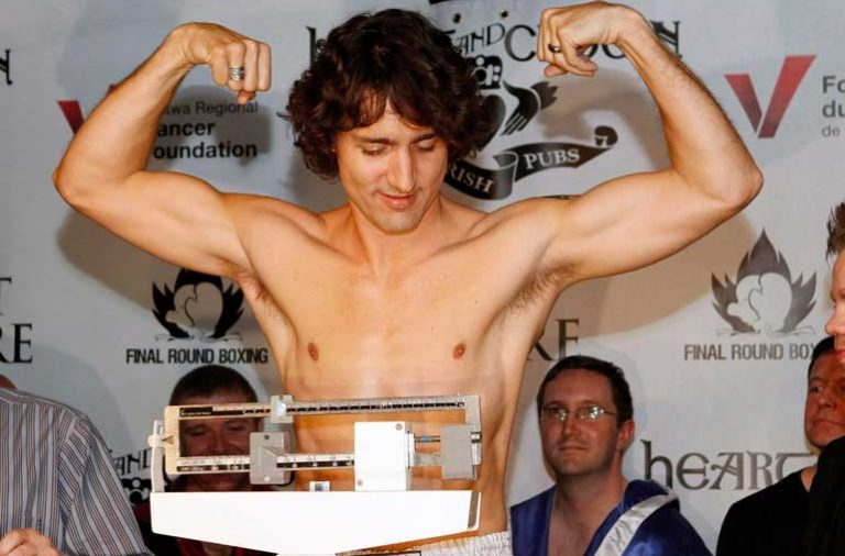 Paquete Justin Trudeau