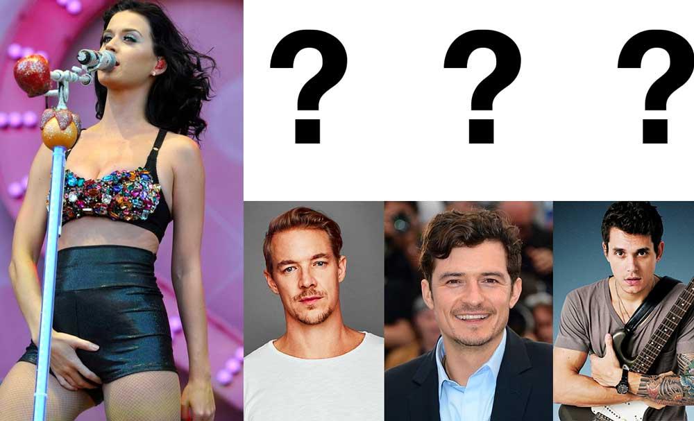 Katy Perry hace un ranking de quién se lo hizo mejor - Amenzing