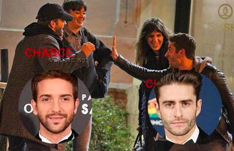 Unas fotos con Pelayo también desataron la curiosidad de mucha gente sobre si Pablo Alborán es gay.