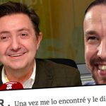 Pablo Iglesias y Jiménez Losantos
