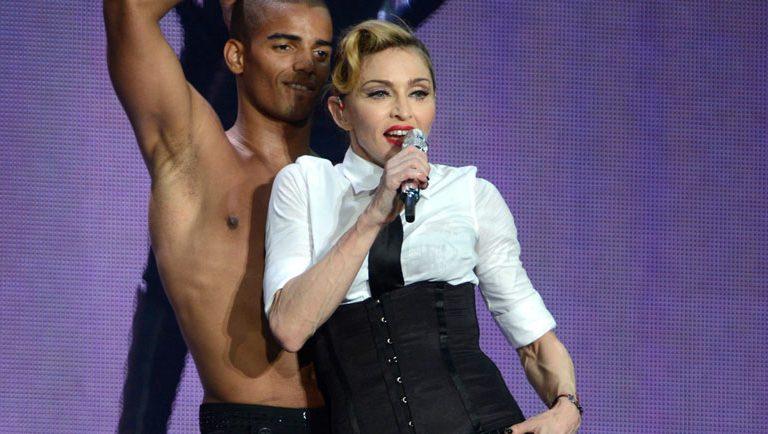 Madonna y Brahim