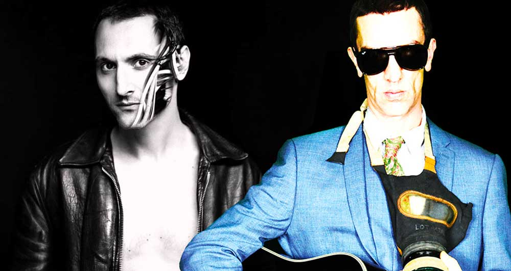 Mirwais y Richard Ashcroft