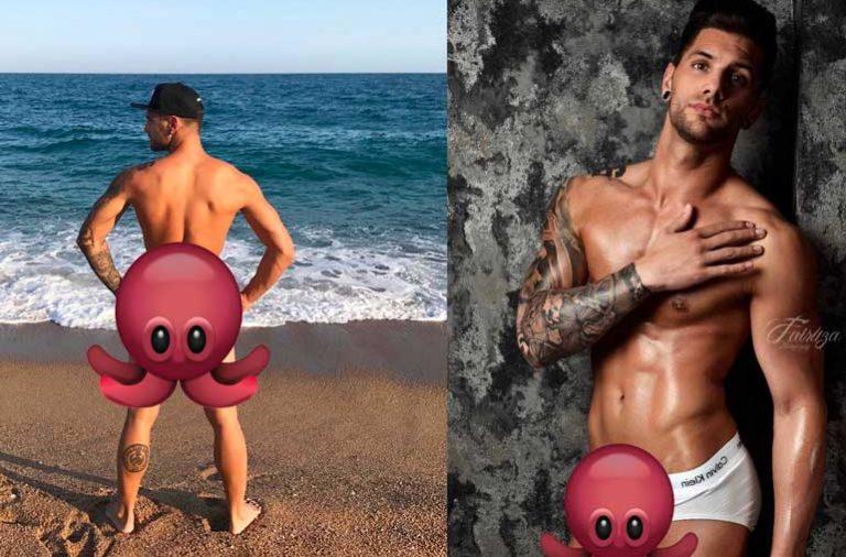 Albert Mujeres y Hombres desnudo