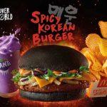 Hamburguesa Negra McDonald's